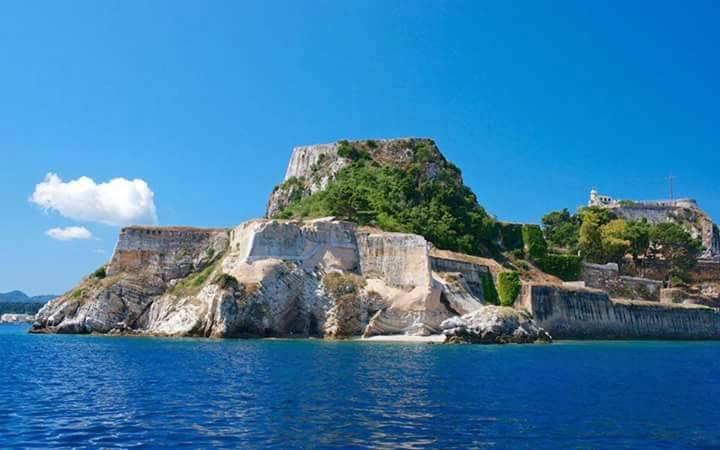 corfu-fortress